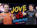 Jove vs Amway921 - ТАНКОВЫЙ VERSUS!