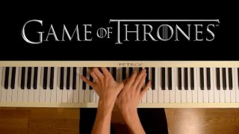 Game of Thrones - Light of the Seven (Piano cover sheets)