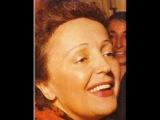 Наталья Кончаловская об Эдит Пиаф СССР 1969 год