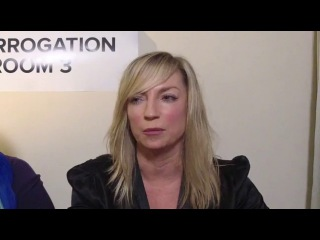 Sally-Anne Upton (Juicy Lucy) & Jacquie Brennan (Smiles) Wentworth - THE INTERROGATION ROOM