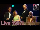 Ray Charles with John Farnham, Kylie Minogue &amp Anthony Warlow LIVE 1997