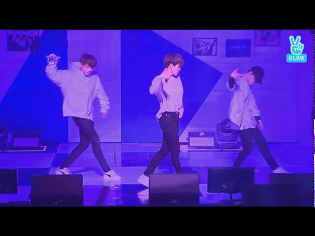 [170613] 3J (Jungkook Jimin J-Hope) @ BTS Home Party