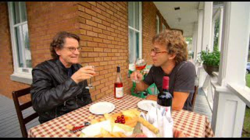 L'été Indien Fred Pellerin et Francis Cabrel à Saint Élie de Caxton