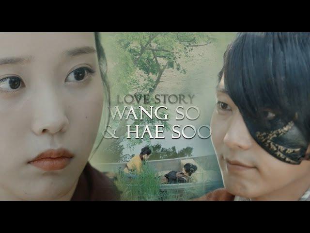 Wang So Hae Soo | Love Story | Moon Lovers [PTBR/ENG SUB]