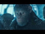 Planeta dos Macacos A Guerra - Trailer 2 Legendado