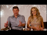 Peta Murgatroyd and Nick Lachey soundbites