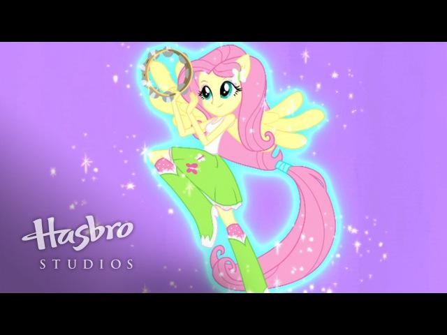 MLP: Equestria Girls - Rainbow Rocks EXCLUSIVE Short - Hamstocalypse Now