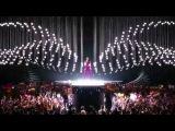 Vienna Boys Choir on stage - Building Bridges. 2015 Eurovision Grand Final