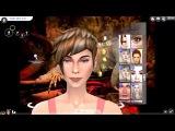 CAS The Sims 4 Моя семья 2