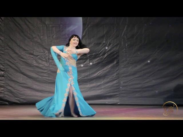 Мишурова Лариса Классическая арабская песня. Чарующий восток 2017