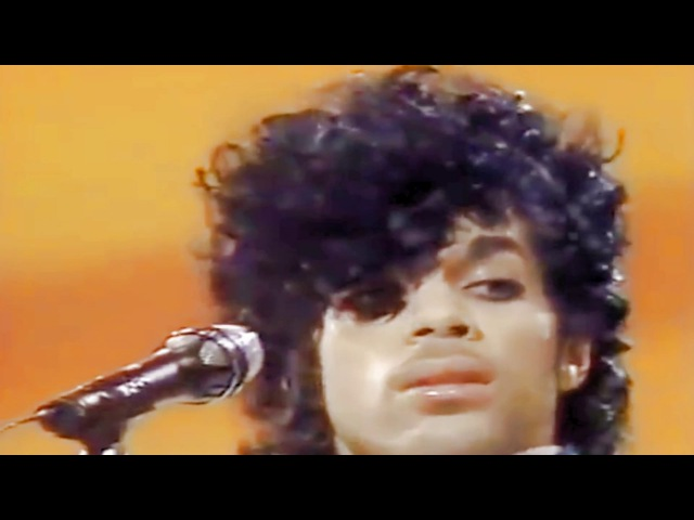 Purple Rain (Live 1985 AMAs) Prince The Revolution HD