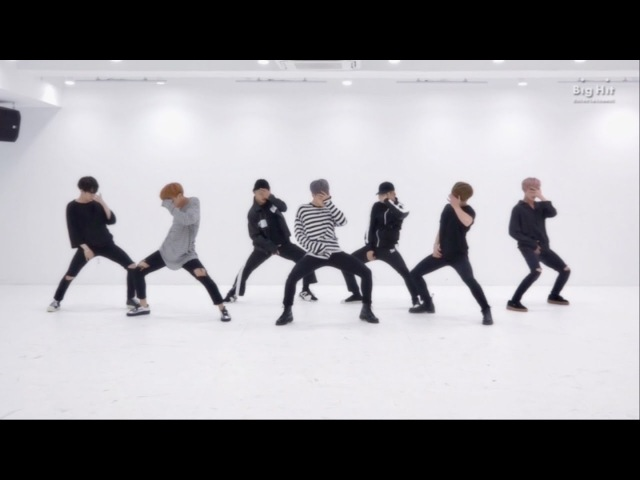 [CHOREOGRAPHY] BTS (방탄소년단) 피 땀 눈물 (Blood Sweat Tears) Dance Practice
