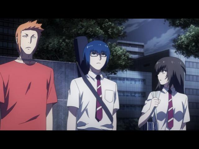 Tokyo Ghoul: Jack OVA / Токийский гуль (монстр): «Джек» ОВА   Zandal Kona-chan,Dimka Ruri Flame Dark_Demon