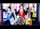 『Gravity Falls/AU'S • MMÐ』WAVE