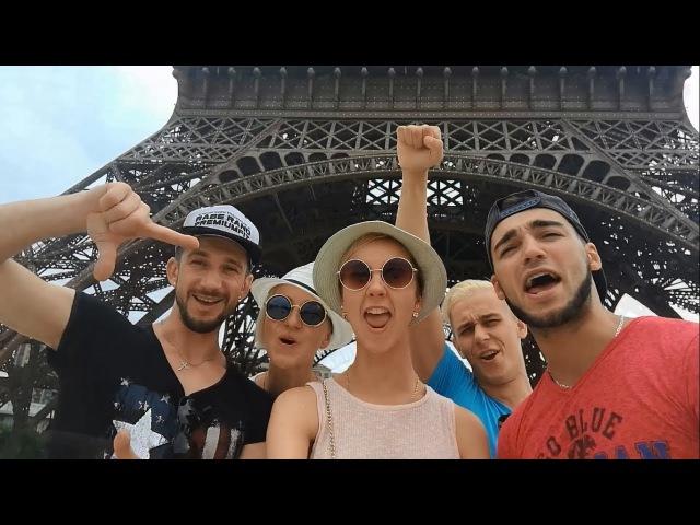 Cubic dance в Париже.Он настоящий.В жопу любовь