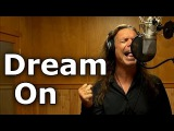 Dream On - Aerosmith - Steven Tyler cover by Ken Tamplin Vocal Academy