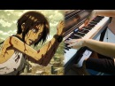 Shingeki no Kyojin 2 Episode 10 12 OST CALL OF SILENCE Piano Orchestral Cover POWERFUL