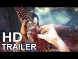 SCORN Gameplay Trailer (2017) New Horror Game PS4Xbox OnePC