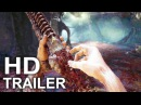 SCORN Gameplay Trailer (2017) New Horror Game PS4/Xbox One/PC