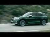 Зеленый свет новому Audi SQ5.