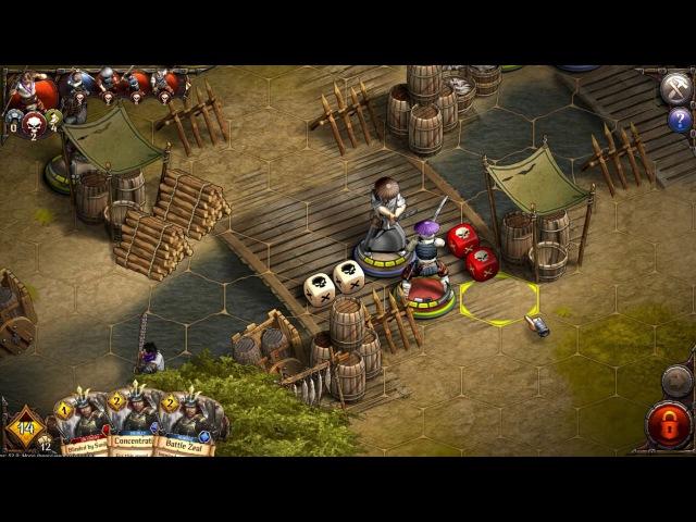Warbands: Bushido Steam Early Access trailer
