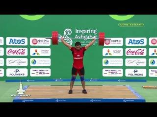 2017 Asian Championships 94kg Men