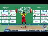2017 Asian Championships 85kg Men gold medals