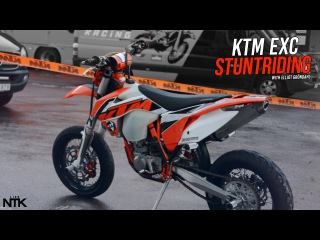 KTM stuntriding Hockey? [NTK EDIT]