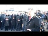 Люди в Киеве освистали Порошенко. Предатель, Вор