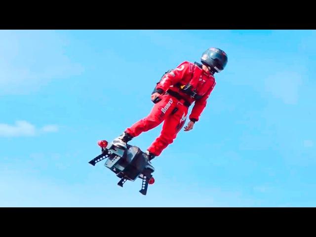 11 Vehículos Voladores que NO Creerás que Existen
