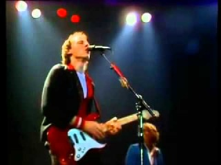 Dire Straits Down to the waterline Dortmund live 80 YouTube x264