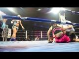 Katya PhuketTopTeam vs Wondergirl Nor.Noimeuangnont Womens Fight 8 June 2017