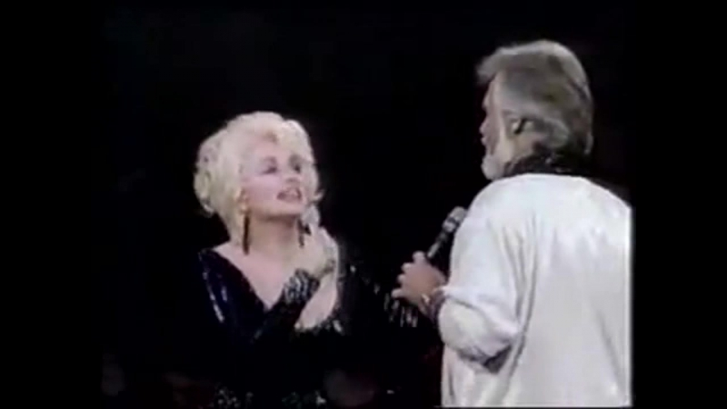 We Got Tonight - Dolly Parton Kenny Rogers live 1985