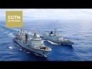 Китайские ВМС освободили иностранное судно, захваченное пиратами в Аденском заливе