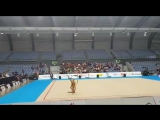 Юлия Бравикова - лента AA WCC Portimao 2017