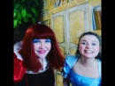 День Рождения с Алисой в Стране чудес и Красной Королевой. Видеоприглашение.