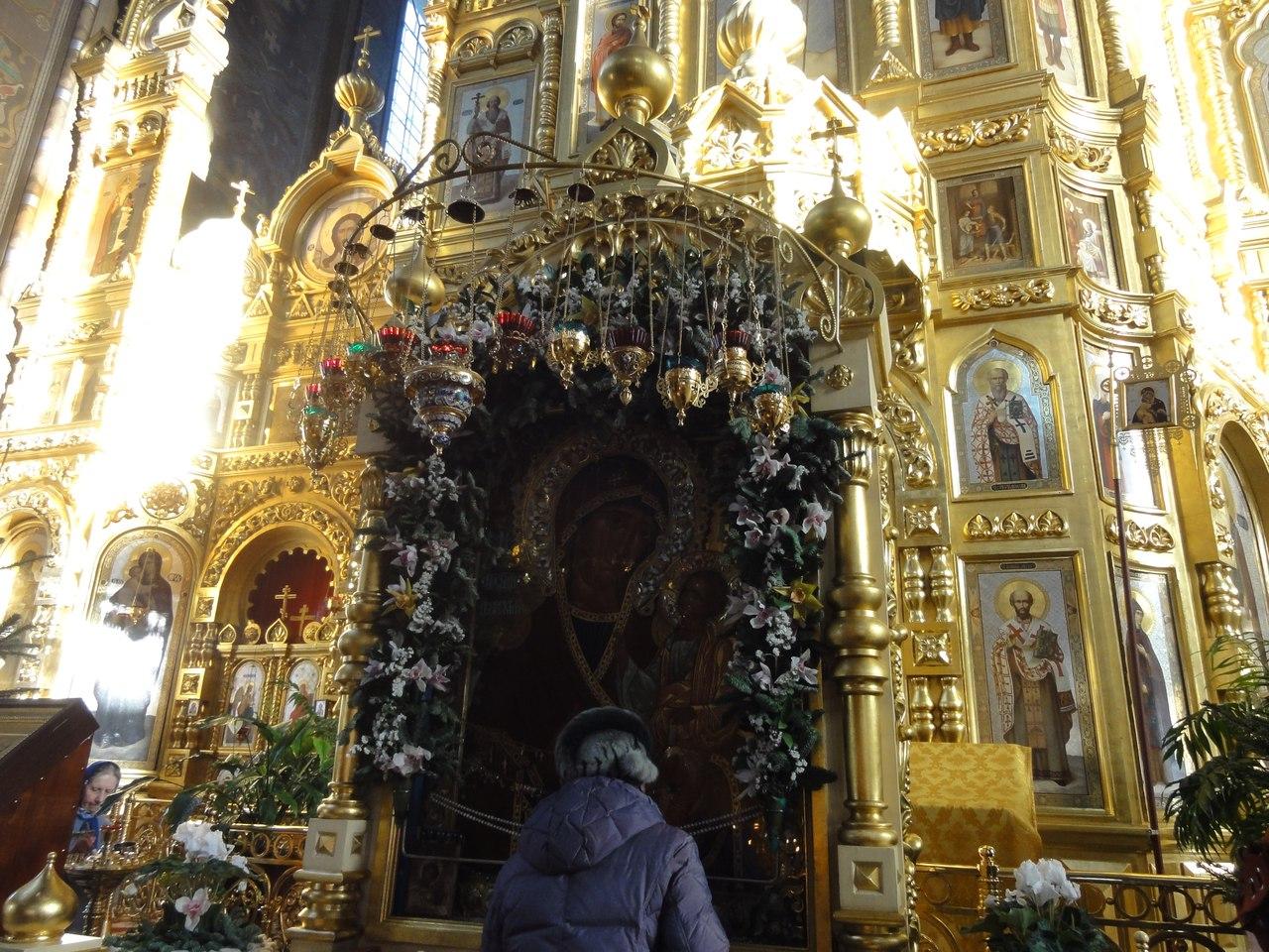 Храмы и монастыри россии с чудотворными иконами