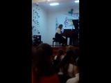 Валерий Гаврилин - Новая Французская песенка. 23.12.16