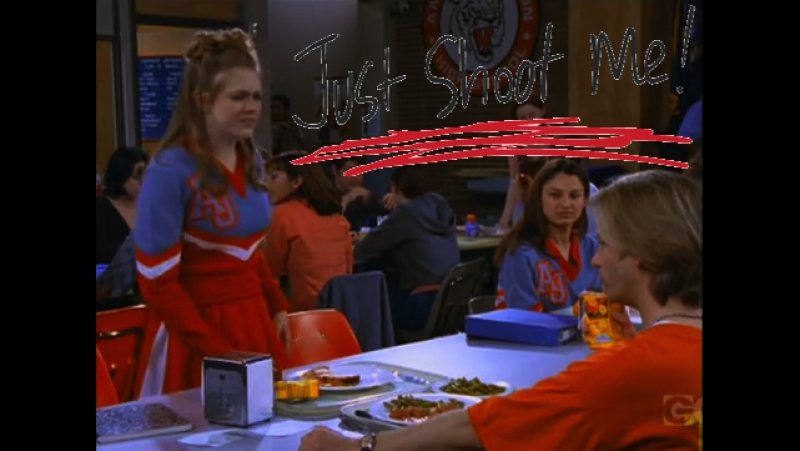 Just Shoot Me.-.s4e24.-.fast times at finchmont high