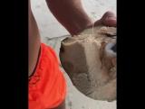 Открытие кокоса часть 2 Кузин Артемова Барзиков 👍 #дом2 #dom2 #островлюбви #Барзиковвидео