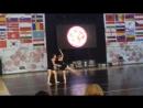 всемирная танцевальная олимпиада - чир джаз взрослые двойка