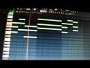 FL Studio 12 ( Нюша - Объединение/Наедине )