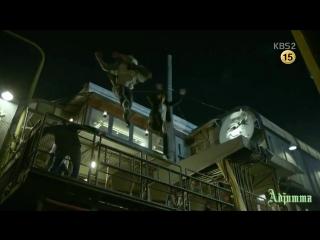 Сон Чжун Ки, Чжин Гу, Сон Хе Ге, Ким Чжи Вон - Потомки солнца. Фильм 2 - Спецназ