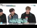 Рус.саб05.04.2017 MONSTA X Weekly Idol EP.297