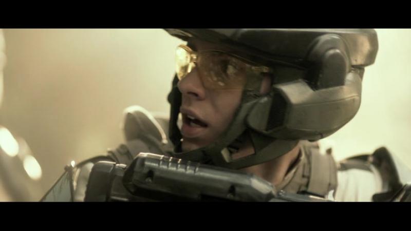 Halo 4 идущие к рассвету 720HD