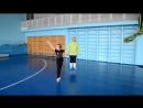 Реальная тренировка по художественной гимнастике __ Видео не для слабонервных