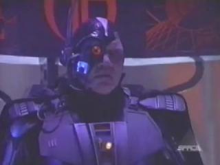 Капитан Пауэр и солдаты будущего 17-я серия