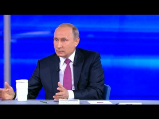 Владимир Путин о президенте Украины, Лермонтове и голубых мундирах