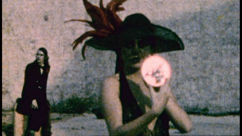 Искусство зеркал / The Art of Mirrors (1973) The super8 programme / Дерек Джармен / Derek Jarman