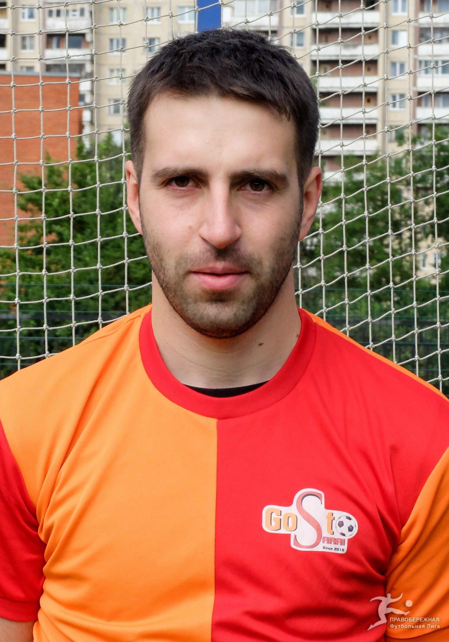 Артем Бажанов